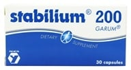 Nutricology - Stabilium 200 - 30 Capsules, from category: Nutritional Supplements