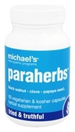 Michael's Naturopathic Programs - Paraherbs - 60 Vegetarian Capsules, from category: Detoxification & Cleansing