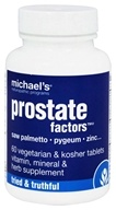 Michael's Naturopathic Programs - Prostate Factors - 60 Vegetarian Tablets