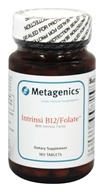 Metagenics - Intrinsi B12/Folate - 180 Tablets - $50.95