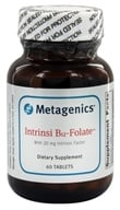 Metagenics - Intrinsi B12/Folate - 60 Tablets