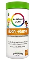 Image of Rainbow Light - NutriStars Delicious Fruit Blast - 120 Chewable Tablets