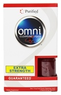 Purified Brand - Omni Cleansing Liquid Extra Strength Fruit Punch Flavor - 1 Pack by Purified Brand