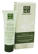 Kiss My Face - Potent & Pure Break Out Botanical Acne Gel - 1 oz.