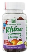 Nutrition Now - Rhino Chewy C Plus Echinacea - 60 Chew(s) - $6.49