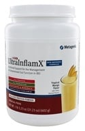 Metagenics - UltraInflamX Medical Food Tropical Mango Flavor - 25.7 oz. (755571928139)