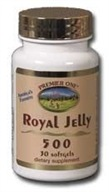 Premier One - Royal Jelly 500 mg. - 60 Softgels