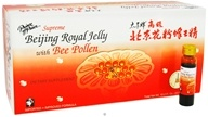Prince of Peace - Supreme Beijing Prince Royal Jelly with Bee Pollen - 30 Bottle(s)