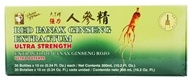 Image of Prince of Peace - Red Panax Ginseng Extractum Ultra Strength 400 mg. - 30 Vial(s)