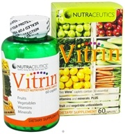 Nutraceutics - Vitrin - 60 Capsules, from category: Vitamins & Minerals