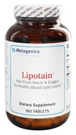 Metagenics - Lipotain - 180 Tablets