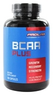 Prolab Nutrition - BCAA Plus - 180 Capsules (750902202100)