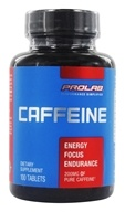 Image of Prolab Nutrition - Caffeine Tablets 200 mg. - 100 Tablets