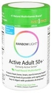 Rainbow Light - Active Adult 50+ Multivitamin - 30 Tablets