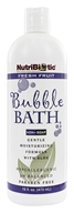 Image of Nutribiotic - Bubble Bath with Aloe Vera and GSE Fresh Fruit Scent - 16 oz.