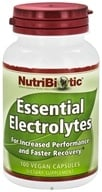 Nutribiotic - Essential Electrolyte - 100 Vegan Capsules - $10.07