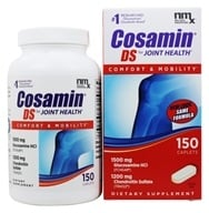 Cosamin - DS Double Strength Joint Health Supplement - 150 Tablets (755970807202)