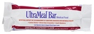 Metagenics - UltraMeal Bar Medical Food Chocolate Raspberry - 12 Bars
