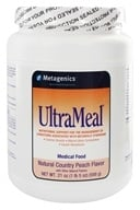 Metagenics - UltraMeal Medical Food Country Peach - 21 oz. (755571916150)