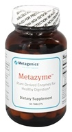 Metagenics - Metazyme - 90 Tablets - $18.95