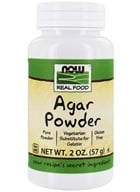 NOW Foods - Agar Powder - 2 oz.