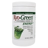 Kyolic - Kyo-Green Powdered Drink Mix - 10 oz.