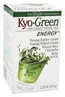 Kyolic - Kyo-Green Powdered Drink Mix - 2.8 oz., from category: Nutritional Supplements