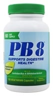 Nutrition Now - PB 8 Pro-Biotic Acidophilus for Life - 120 Vegetarian Capsules (027917003573)