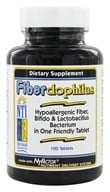 Image of Nutritional Therapeutics - Fiberdophilus with NT Factor - 100 Tablets