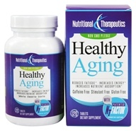 Image of Nutritional Therapeutics - Healthy Aging with NT Factor - 120 Tablets