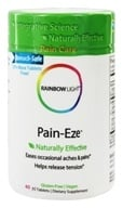 Rainbow Light - Pain-Eze with Corydalis & California Poppy - 30 Tablets (021888108213)