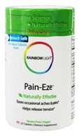 Rainbow Light - Pain-Eze with Corydalis & California Poppy - 30 Tablets by Rainbow Light