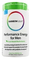 Rainbow Light - Performance Energy Multivitamin for Men - 180 Tablets by Rainbow Light