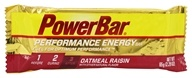 Powerbar - Performance Energy Bar Oatmeal Raisin - 2.29 oz., from category: Nutritional Bars