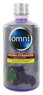 Purified Brand - Omni Cleansing Liquid Extra Strength Grape Flavor - 32 oz., from category: Detoxification & Cleansing