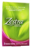 Quality Life Pharmaceutical - Zestra Feminine Essential Arousal Oils - 3 Packet(s) (893353000151)