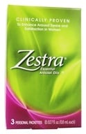 Quality Life Pharmaceutical - Zestra Feminine Essential Arousal Oils - 3 Packet(s) by Quality Life Pharmaceutical
