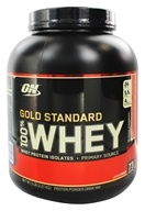 Image of Optimum Nutrition - 100% Whey Gold Standard Protein Delicious Strawberry - 5 lbs.