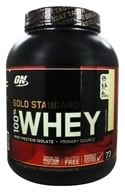 Optimum Nutrition - 100% Whey Gold Standard Protein Vanilla Ice Cream - 5 lbs., from category: Sports Nutrition