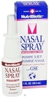 Nutribiotic - Nasal Spray with GSE - 1 oz.