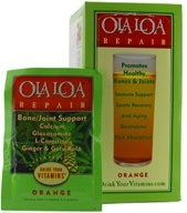 Ola Loa - Bone/Joint Support Repair Orange Flavor - 30 x 8g Packets by Ola Loa