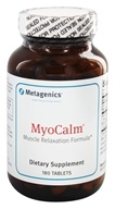 Metagenics - MyoCalm - 180 Tablets, from category: Professional Supplements