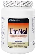 Metagenics - UltraMeal Medical Food Natural Vanilla - 21.5 oz. (755571916129)