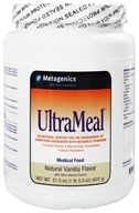 Metagenics - UltraMeal Medical Food Natural Vanilla - 21.5 oz.
