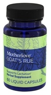 Motherlove - Goat's Rue - 60 Vegetarian Capsules, from category: Nutritional Supplements