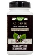 Enzymatic Therapy - Acid-Ease - 180 Ultracap(s) - $18.15