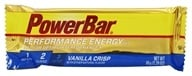 Powerbar - Performance Energy Bar Vanilla Crisp - 2.29 oz.