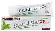 Nutribiotic - Dental Gel Plus Truly Whitening Wintergreen Flavor - 4.5 oz. by Nutribiotic