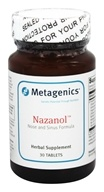 Metagenics - Nazanol - 30 Tablets