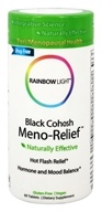 Rainbow Light - Black Cohosh Meno-Relief - 60 Tablets, from category: Herbs
